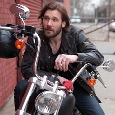 Rollo ... motorcycle ... okee dokee then. clive standen