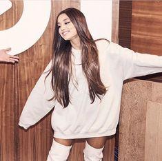 Another – Ariana Grande Gratitude Ariana Grande Fotos, Ariana Grande Outfits, Ariana Grande Pictures, Ariana Grande Interview, Divas, Dangerous Woman, Queen, My Girl, Celebrity Style