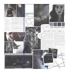 """""""{DI} """"The night is young, the night is ours, until tomorrow, until tomorrow"""""""" by kate7695 ❤ liked on Polyvore featuring art, DauntlessCake and DauntlessInitiation"""