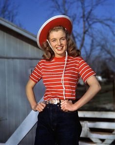 MARILYN MONROE: THE NORMA JEAN YEARS.