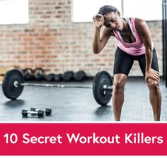 c6bce558da 10 Ways You re Sabotaging Your Workout  DailyBurn  Fitness  FitnessTips  Muscle Fitness