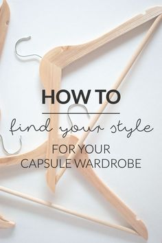 """How To Find Your Style For Your Capsule Wardrobe   Cat On The Moon - """"A thoughtful style blog for a simple life."""" (www.catonthemoon.xyz)"""
