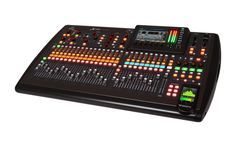 DIGITAL MIXER X32   32-Channel, 16-Bus, 40-Bit Digital Mixing Console with Programmable MIDAS Preamps, Motorized Faders, 32-Channel Audio Interface and iPad* Remote Control