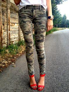 Camo jeans please.