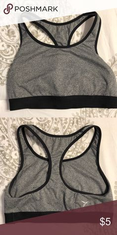 Sports Bra Never worn, was too small. great condition! old navy active Intimates & Sleepwear Bras