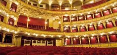 国民劇場の講堂  #Roboraion #czech #art #culture #architecture #national #theatre #Prague #drama