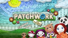 Patchwork The Game v25 Apk   In this award-winning board game for two quilting has never been more competitive! In the long-awaited digital adaptation of Uwe Rosenberg's Patchwork players patch their way to victory using fabric pieces of assorted sizes colors and buttons. The best quilt is the fullest and whoever can patch up their quilt the most and collect more buttons wins the game  but be resourceful and plan every stitch! Keep an eye on the costs and the time it takes to stitch a patch…
