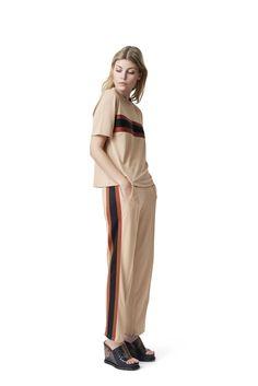 Track-style trousers Stlk 40 (både tröja+byxa)