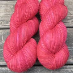 Wish list, hope this color is at @fibrespace Lady Bug - Yowza   Miss Babs Hand-Dyed Yarns & Fibers, Inc.