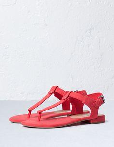 Bershka Slovenia - BSK basic sandals