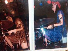 Marilyn Manson Brian Warner young dress cute   icemftmm.tumblr.com