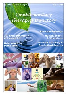 Complementary Therapies Directory  June 2015 issue