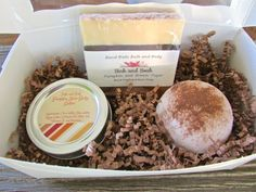Fall Bath Gift Set-Pumpkin Spice Body Butter, Bath Bomb, and Soap Set-Autumn Bath Set-Autumn Gift Set-Pumkin Soap Set - pinned by pin4etsy.com
