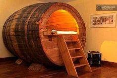 Cama barril