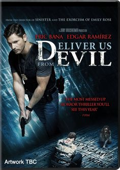 Deliver us from evil - New York police officer Ralph Sarchie investigates a series of crimes. He joins forces with an unconventional priest, schooled in the rites of exorcism, to combat the possessions that are terrorizing their city.
