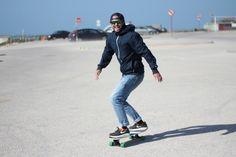 Carver Skateboards Training Pumping