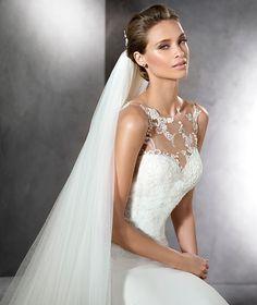 PRUNELLE, Vestido Noiva 2017