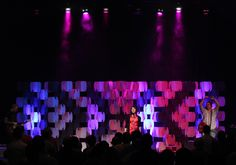 Mio Nomad Set from Christ Church in HIckory, North Carolina | Church Stage Design Ideas