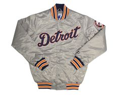 "Detroit Tigers ""Tiger Stadium"" Starter Jacket"