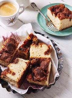 This traditional Moravian recipe has a strong association with Easter, when Old Salem bakers timed the cake to emerge fresh and warm from the oven to serve immediately after the Easter sunrise service. Southern Recipes, Sweet Recipes, Cake Recipes, Dessert Recipes, Southern Desserts, Southern Dishes, Southern Food, Southern Living, Southern Style