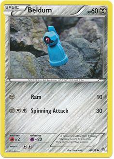 Beldum 47/98 Pokemon TCG: XY Ancient Origins Pokemon Card