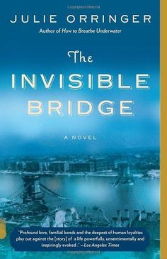 The Invisible Bridge by Julie Orringer (Paris, 1937. Andras Lévi, a Hungarian-Jewish architecture student, arrives from Budapest with a scholarship, a single suitcase, and a mysterious letter he promised to deliver. But when he falls into a complicated relationship with the letter's recipient, he becomes privy to a secret that will alter the course of his—and his family's—history.)
