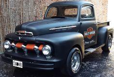 1951 Ford...love it! Harley-Davidson of Long Branch www.hdlongbranch.com