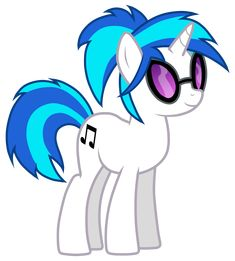 mlp] Vinyl Scratch - Viewing Profile - Dueling Network Forums