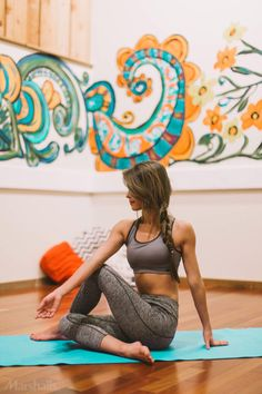 Pose perfect. A strong body and mind are the ultimate picture of health. We love these high-performance yoga styles because they're comfortable AND chic. See more great finds in our fall look book!