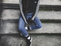 Fashion is not something that exists in dresses only. Fashion is in the sky, in the street, fashion has to do with ideas, the way we live, what is happening. -CC #streetstyle  #adidas  #fashion  #street