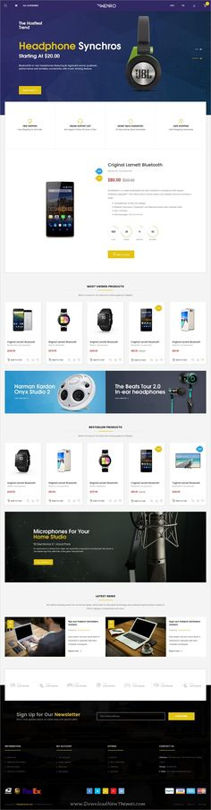Urani is a wonderful multipurpose responsive #Opencart theme for stunning #tech store #eCommerce website with 6 unique homepage layouts download now➩ https://themeforest.net/item/urani-multipurpose-responsive-opencart-theme/19539250?ref=Datasata