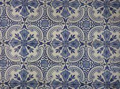 Painted blues - Ceramic Tiles