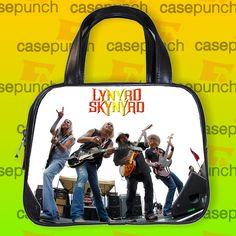 An3-lynyrd Skynyrd God And Guns Rock Handbag Purse Woman Bag Classic