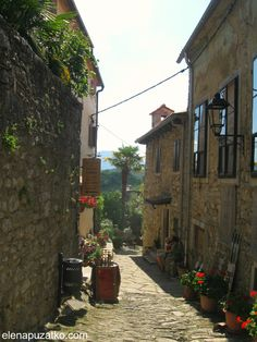 Хум-найменше місто в світі. Маршрут Хорватія-Україна. Звіт про подорож.Частина 6