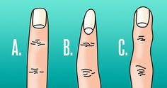 La forma de tus dedos puede decir mucho sobre tu personalidad, tu salud, gustos e intereses, y solo se basa en el largo de los dedos en comparación con los