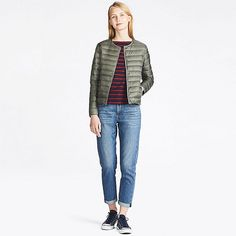 Fall Winter Outfits, Winter Fashion, Winter Style, Uniqlo Women Outfit, Uniqlo Jackets, Light Jacket, What To Wear, Clothes For Women, My Style