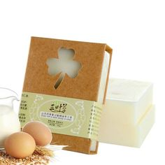 [Visit to Buy] 100g Handmade Goat Milk Honey Soap Allergy Repair Shrink Pores anti Acne Oil Soap Cold Process Bar Soap for Sensitive Skin #Advertisement