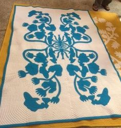 June 2015 - Hawaiian Quilting With Poakalani & Co.