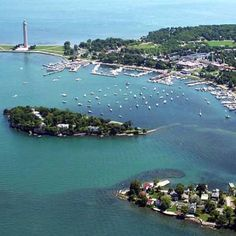 @Put-in-Bay Ohio   One of my favorite visits this summer. Put-in-Bay via Miller Ferry