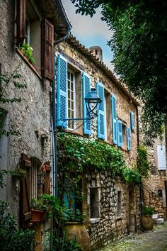 Charming Town of Eze, France