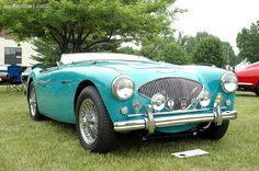 1956 Austin-Healey 100M BN2 Imagen