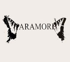 paramore tattoo butterfly - Google Search