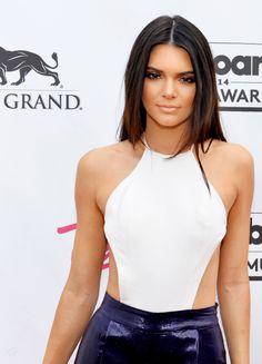 7e2a13082dcef7 Kendall Jenner's make-up is the perfect way to look fabulous but not  overdone.