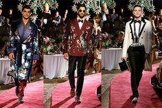 DOLCE & GABBANA ALTA SARTORIA FW15: http://carethewear.com/care-the-wear/dolce-gabbana-alta-sartoria-fw15/