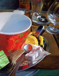 original acrylic painting#instant download#tea time#still life#coffee shop#kitchen art#drink art#art print#handmade item#wall art#relax Handmade Shop, Handmade Items, Wall Hanger, Wall Hooks, Hangers, Simple Cross Stitch, Wood Tree, Love Hat, Kitchen Art