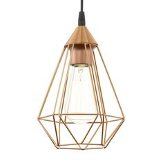 Hanglamp Eglo Tarbes Vintage Collection 94193 - Vintage - Lamp123.nl