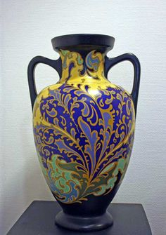 Welcome | Gallery Tandem - Art Nouveau/Art Deco glass and faience