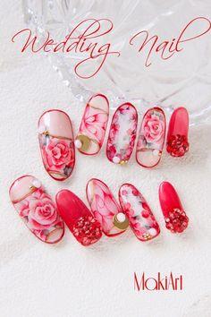 Shanghai Wedding Nail 2 の画像| ☆Makiart ☆