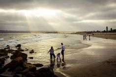 Six Great US Beaches for Families