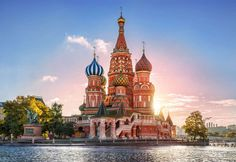 St Basil's Cathedral in Moscow, Russia - yulenochekk/Getty Images